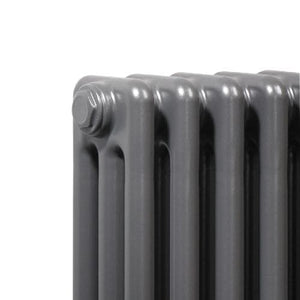 MHS 3 column Vertical 1800 High in Anthracite