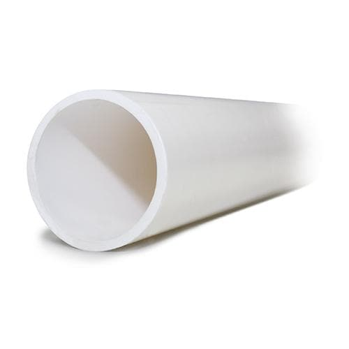 White Pipe 2.9m lengths - 3-4