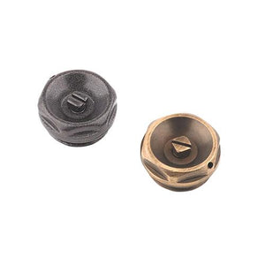 "1-2"" Air Vent - Brass"
