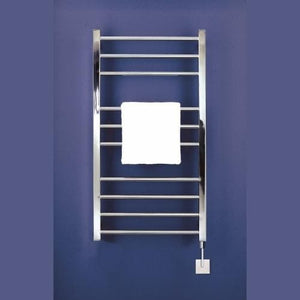 Bisque Olga Electric Towel Rail