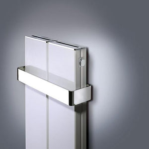 Bisque Blok Towel Rail