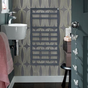 Zehnder Quaro Spa Towel Rail Cloakroom