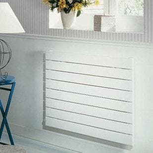 Zehnder Roda Horizontal Single Panel
