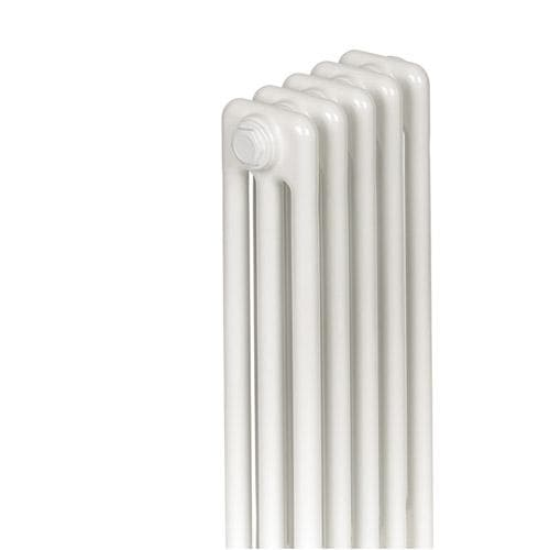 MHS 3 column Horizontal 600 High in White