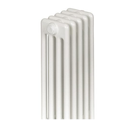 MHS 4 column Horizontal 600 High in White