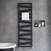 Load image into Gallery viewer, Zehnder Ribbon Towel Radiator