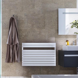 Zehnder Roda Horizontal Single Panel with convector fin