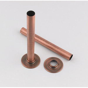 Antique Copper Pipe Sleeves