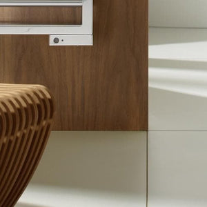Zehnder Subway Electric Towel Rail with Controller