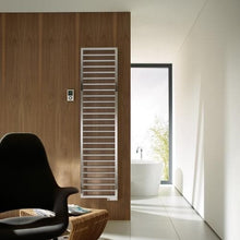 Load image into Gallery viewer, Zehnder Subway Electric Towel Rail with Controller