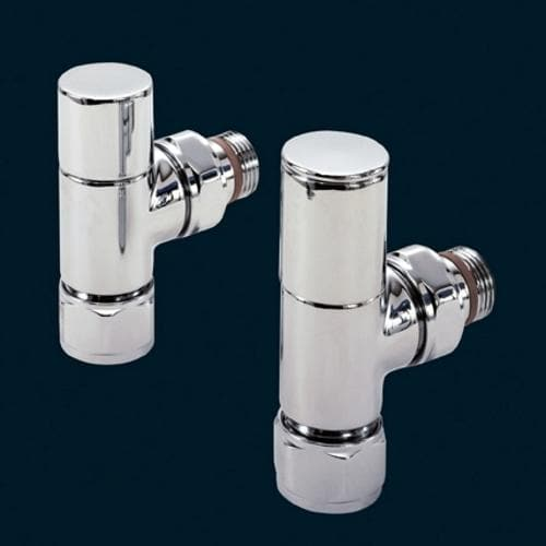 Bisque Valve Set D (Angled Manual)