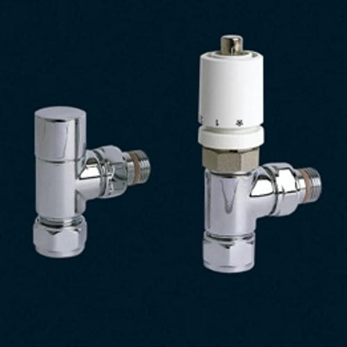 Bisque Valve Set F (Angled Thermostatic)