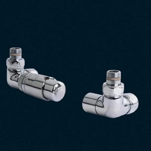 Bisque Valve Set L (Double Angled Thermostatic)