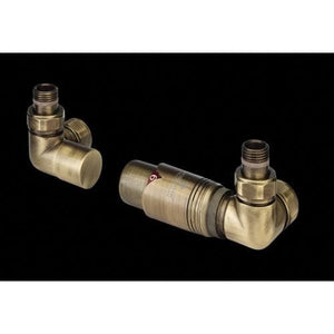 Bisque Valve Set 11 (Double Angled Thermostatic)