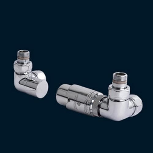 Bisque Valve Set M (Double Angled Thermostatic)