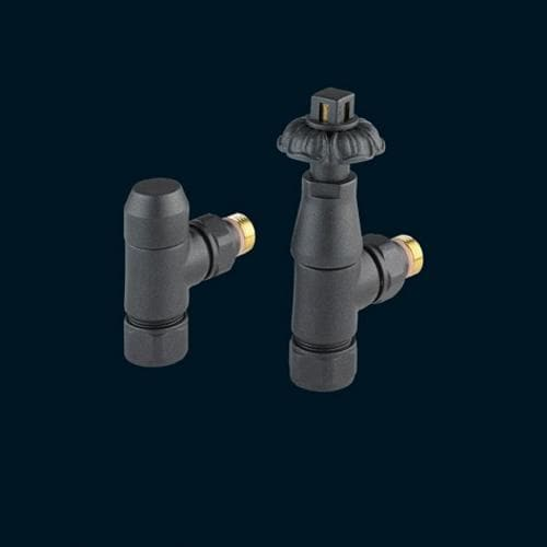 Bisque Valve Set N (Angled Thermostatic)