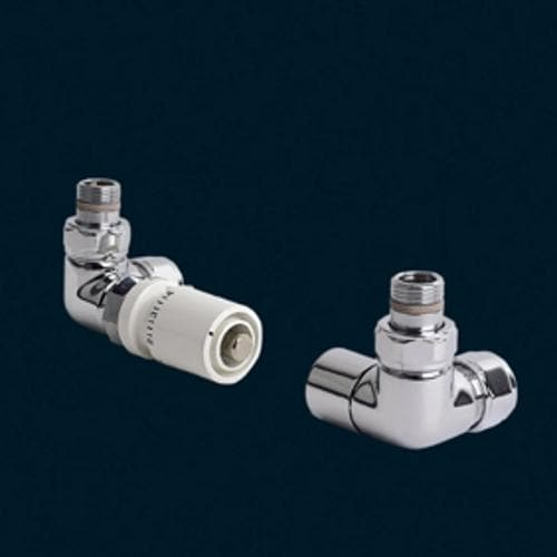Bisque Valve Set P (Double Angled Thermostatic)