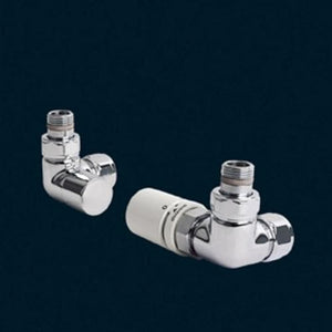 Bisque Valve Set Q (Angled Thermostatic)