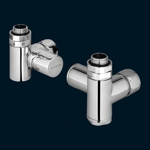 Bisque Valve Set UR (Dual Fuel Manual Right Hand Flow)