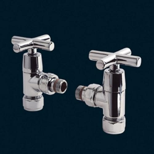 Bisque Valve Set Y (Angled Manual)