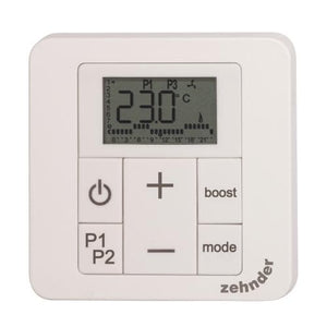 Zehnder Roda Spa Asym Left Electric
