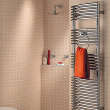 Load image into Gallery viewer, Zehnder Sfera Bow Towel Rail