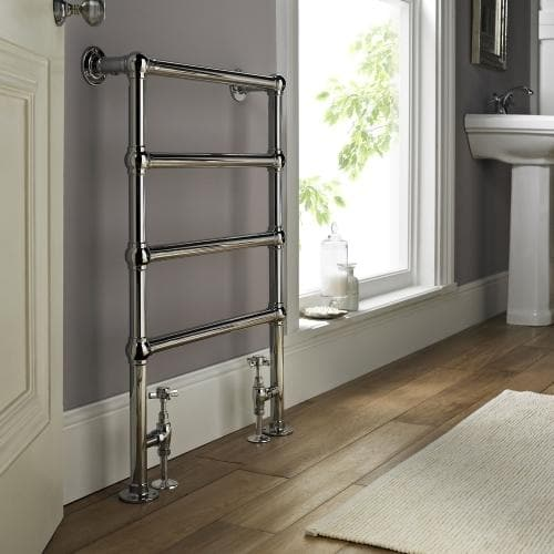 Bisque Osbourne Towel Rail