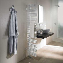 Load image into Gallery viewer, Zehnder Yucca Asym Double Towel Rail