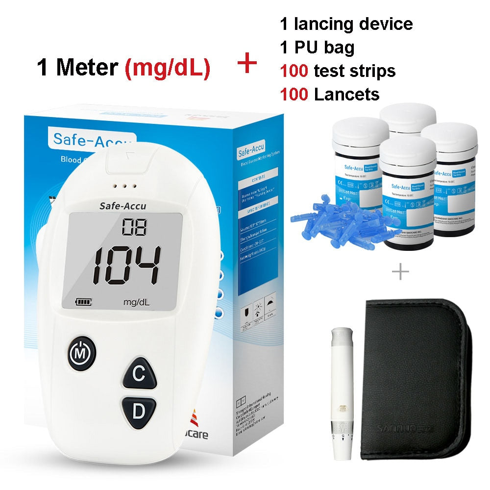 Medical Blood Glucose Meter