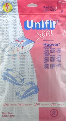 Unifit Xtra UNI-142X Hoover Bags