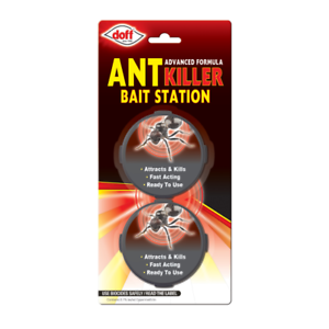 Ant Killer Bait Station (Twin Pack)