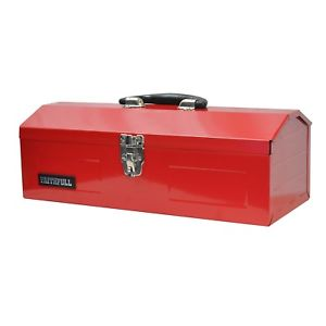 Faithfull FAITBB19 Metal Barn Tool Box 48cm (19in)