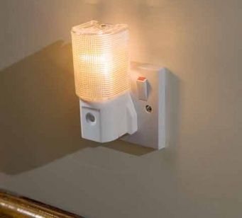 Automatic Night Light