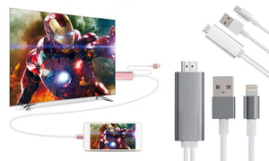 Aquarius HDMI Adapter for iPhone/USB