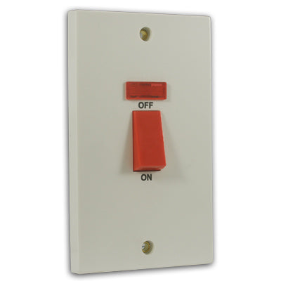 45A DP Switch with Neon