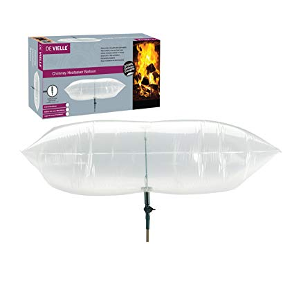 De Vielle Chimney Heatsaver Balloon