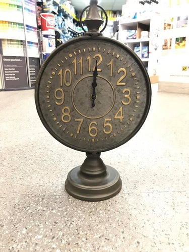 Vintage Styled Station Clock
