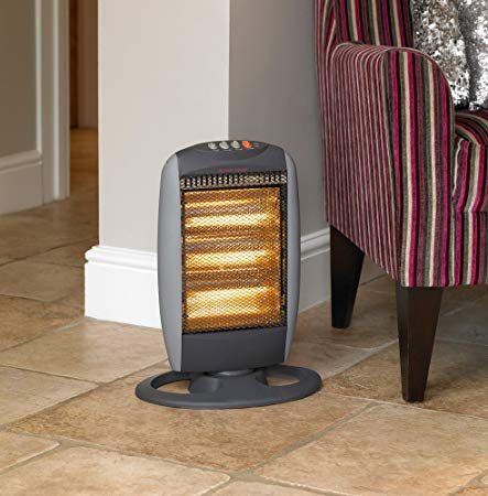 Limitless 3 Bar Halogen Heater