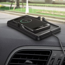 Load image into Gallery viewer, Universal Wireless Car Charging Slip Pad
