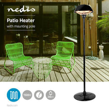Load image into Gallery viewer, NEDIS 1500W ELECTRIC PATIO HEATER