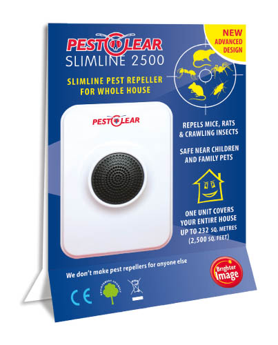 PestClear 2000 Plug in Pest Repeller