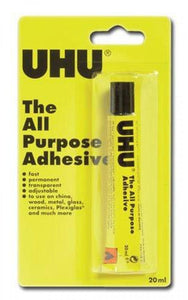 UHU The All Purpose Adhesive 20ml