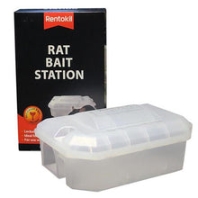 Load image into Gallery viewer, Rentokil Rat Bait Station Reuseable
