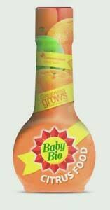 Baby Bio Citrus Food 175ml