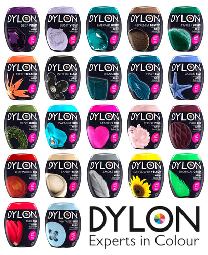 Dylon Fabric Machine Dye 200g