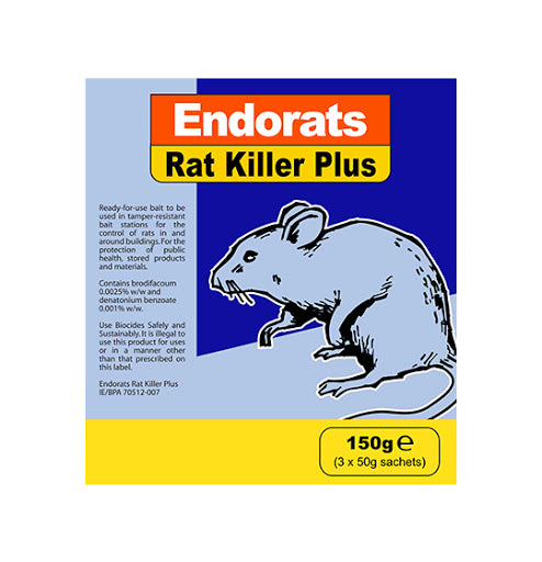 Endorats Rat Killer Plus