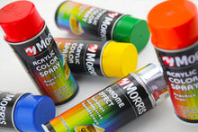 Load image into Gallery viewer, Morris Acrylic Color Sprays 400ml