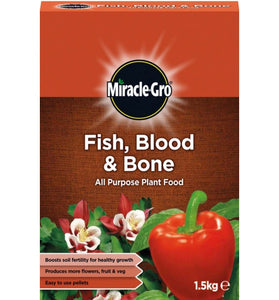 M/Gro Fish Blood & Bone Plant Food