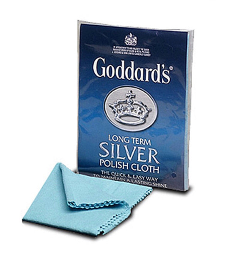 Goddards Silver Polish Cloth