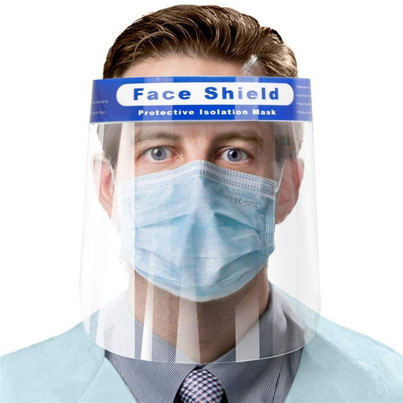 Protective Isolation Mask